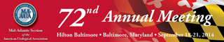 72nd Annual Meeting September 18-21, 2014
