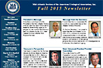 MAAUA Newsletter for Fall 2015