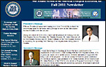 MAAUA Newsletter for Fall, 2011