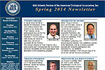 MAAUA Newsletter for Spring, 2014