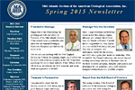 MAAUA Newsletter for Spring, 2015