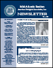 MAAUA Newsletter for Winter, 2007